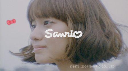 サンリオ/HELLO KITTY35周年「こころの言葉」